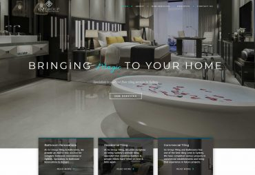 website design for tradies